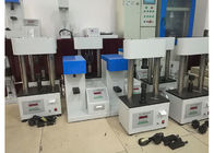 Air Permeability Foundry Sand Testing Equipment 110*27 Mm Disk Size Gas Evolution Tester