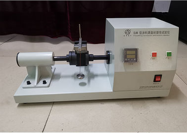 China High Temperature Abrasive Wear Tester , Material Testing Machine  ≦100W Rated Power factory
